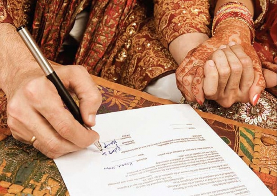 Married Couples in Indonesia Need to Pay Attention to Contract signed After Marriage
